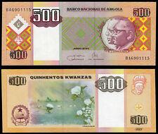 Angola 500 KWANZAS (P149b) 2011 UNC