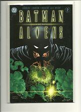 BATMAN ALIENS II 1! NM!