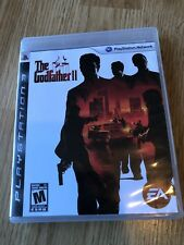 The Godfather II (Sony PlayStation 3) Tested PS3 VC4