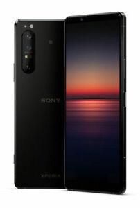 Sony Xperia 1 II (XQ-AT51)-5G- 256GB - Black (Unlocked)  Smart Phone.