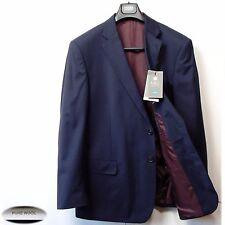 M&S Gents PURE WOOL Tailored BLAZER / SUIT JACKET ~ Asst Sizes ~ DARK INDIGO