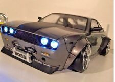 1/10 RC Car Drift Body Shell NISSAN SKYLINE S14 BOSS 510 200MM w/ Light Buckets
