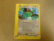 POKEMON CARD / E EXPEDITION 2002. PIDGEOTTO N° 88/165
