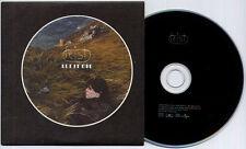 FEIST Let It Die 2004 French 13-track promo CD FEIST5
