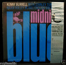 KENNY BURRELL-MIDNIGHT BLUE-N Mint DMM Audiophile French Import Album-BLUE NOTE