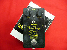 Black Cat Wee Buzz fuzz effect pedal. New.
