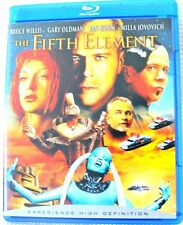 The Fifth Element Blu-Ray Movie