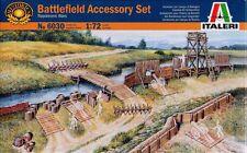 Italeri - Battlefield accessory set (Napoleonic Wars) - 1:72