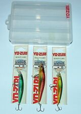 KIT 3 MAG MINNOW YO ZURI F290 F291 floating artificiale lure yozuri magnet