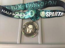 New 2020 Spartan Trail Race Half Marathon Finishers Medal