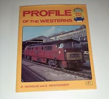 More details for profile of the westerns hardback book