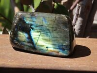 Polished Labradorite Crystal - Omni New Age
