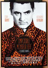 Howard Hawks : Cary Grant :Bringing Up Baby : POSTER