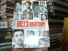 Grey's Anatomy - Series 2 - Complete (DVD, 2007, 6-Disc Set)