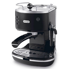ECO311.BK Macchina caffè espresso Icona nera DELONGHI