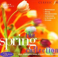 THE SPRING COLLECTION: CLASSIC FM CD (1999) SCHUMANN GRIEG MENDELSSOHN VIVALDI