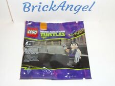 NEW LEGO TMNT Flashback Shredder Mini Figure 5002127 Factory Sealed Polybag