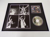 Pete Townshend Framed 16x20 Who Are You CD & Destroying Guitar Photo Set