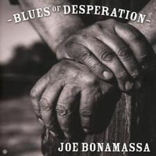 Joe Bonamassa-Blues of Desperation (Deluxe Edition) - CD + DVD NEUF
