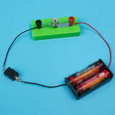 Kids Electric Circuit Kit - Physical Learning For Children, School Science Toy