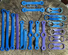 KOMPLETTSET Ersatzgummis Replacement Rubber Belt Gummis für DINO RIDERS