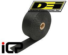 "DEI Black Titanium Heat Exhaust Wrap 2""x50FT Roll"