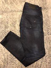 ORIGINALS By JACK & JONES ~ Men's 32 X 31 ~ Dark Blue Denim Tim Slim Fit Jeans