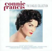 Connie Francis - Best Of - Singles Collection (NEW CD)