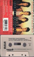 PSEUDO ECHO Love an adventure RARE CASSETTE new wave