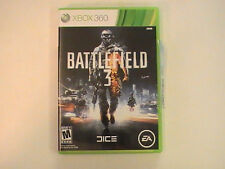 Battlefield 3  (Xbox 360, 2011) Complete with 2 Discs and Manual Tested Good