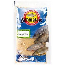(3,79€/kg) Zammataro Fertigfutter Karpfen Mix   ~ - Karpfen Mix - 1kg
