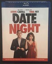 Date Night Blu-Ray Disc ** NO DIGITAL CODE **
