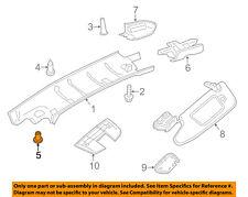 PORSCHE OEM 12-18 911 Roof-Header Trim Spacer 99920911601