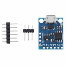 Microcontrollori e programmatori per componenti elettronici semiconduttori e attivi