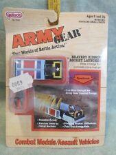 ARMY GEAR GIG 1988 FONDO DI MAGAZZINO VINTAGE TOY