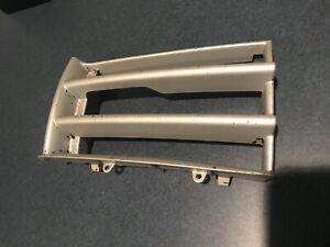 00-06 OEM Lincoln LS front bumper tow hook access molding cap cover trim grill