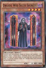 Druide Wid Secte Secrète -Spectres de l'Ombre- SHSP-FR008 -Carte Yu Gi Oh