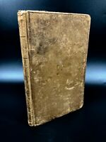 1809 Rules of Discipline of the Yearly Meeting for New England RI New Bedford Ma
