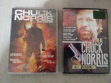 Lot Of 2 Chuck Norris Dvd Packs BRAND NEW