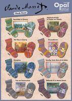 """Opal """"Claude Monet"""" 4ply Sock Yarn - Full Range"""