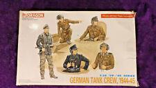 Dragon 6014 1:35 German Tank Crew 1944-45 Model Kit *SEALED IN BAGS*