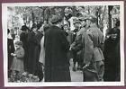 1939 German Soldiers at Funeral of Wilhelm Muller 7x5 Original Photo #3