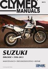 Suzuki DR650SE 1996-2013 (Clymer Manuals: Motorcycle Repair), Penton Staff