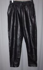 Witchery Leather Regular Pants for Women