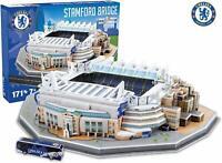 Giochi Preziosi 70037251 Puzzle 3D Futbol Estadio de Stamford Bridge del Chelsea