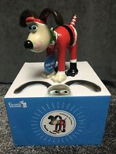 GROMIT UNLEASHED - SANTA PAWS - CHRISTMAS FIGURINE BOXED