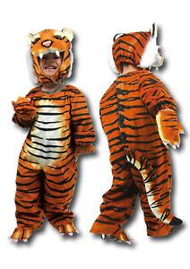 Déguisement pour Enfant Tigre Costume Corporelle Complète Carnaval Nasnacht À 1