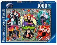 PUZZLE 1000 PIEZAS MALVADAS DISNEY RAVENSBURGER 19252 Disney Wicked Women Jigsaw