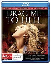 Drag Me To Hell (Blu-ray) Sam Raimi Horror, Thriller, Alison Lohman, Justin Long