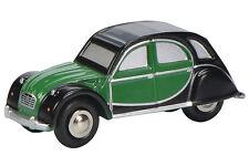 SHUCO PICCOLO CITROEN 2CV Pato charleston verde / Negro 450151500